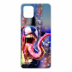 Чехол для Samsung Note 10 Lite Venom slime