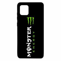 Чохол для Samsung Note 10 Lite Вертикальний Monster Energy