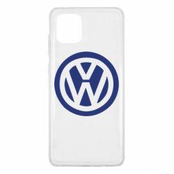 Чехол для Samsung Note 10 Lite Volkswagen