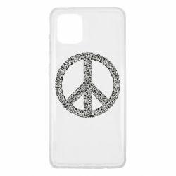 Чохол для Samsung Note 10 Lite War Peace