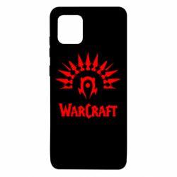 Чехол для Samsung Note 10 Lite WarCraft Logo