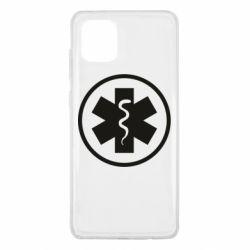 Чохол для Samsung Note 10 Lite Warface: medic