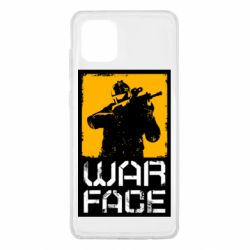 Чохол для Samsung Note 10 Lite Warface