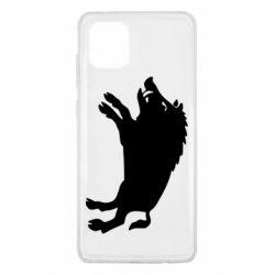 Чохол для Samsung Note 10 Lite Wild boar