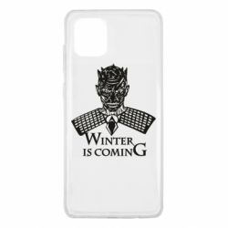 Чохол для Samsung Note 10 Lite Winter is coming hodak
