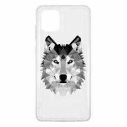 Чохол для Samsung Note 10 Lite Wolf Art