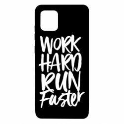 Чохол для Samsung Note 10 Lite Work hard run faster