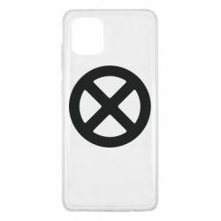 Чохол для Samsung Note 10 Lite X-man logo