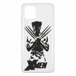 Чехол для Samsung Note 10 Lite X men: Logan