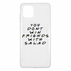 Чохол для Samsung Note 10 Lite You don't friends with salad