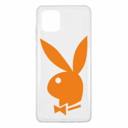 Чохол для Samsung Note 10 Lite Заєць Playboy