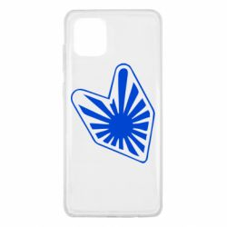 Чехол для Samsung Note 10 Lite Значек JDM