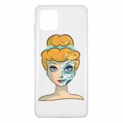 Чохол для Samsung Note 10 Lite Попелюшка арт