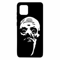 Чехол для Samsung Note 10 Lite Зомби (Ходячие мертвецы)