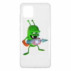 Чехол для Samsung Note 10 Lite Zombie catchers