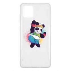 Чохол для Samsung Note 10 Lite Zumba Panda