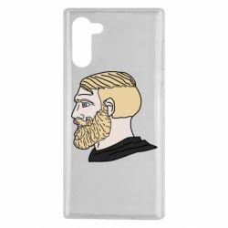 Чохол для Samsung Note 10 Meme Man Nordic Gamer