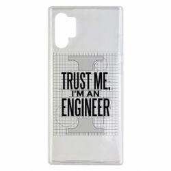Чохол для Samsung Note 10 Plus Довірся мені я інженер