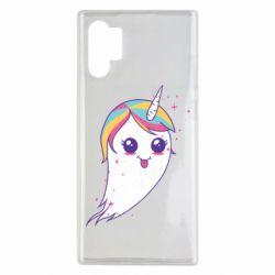Чохол для Samsung Note 10 Plus Ghost Unicorn