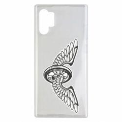 Чохол для Samsung Note 10 Plus Колесо та крила