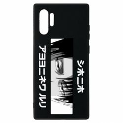 Чохол для Samsung Note 10 Plus Levi's Eyes