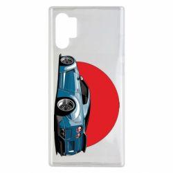 Чехол для Samsung Note 10 Plus Nissan GR-R Japan