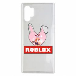 Чехол для Samsung Note 10 Plus Roblox Bunny Girl Skin