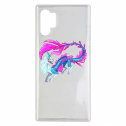 Чохол для Samsung Note 10 Plus Sisu Water Dragon