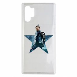 Чохол для Samsung Note 10 Plus Winter Soldier Star