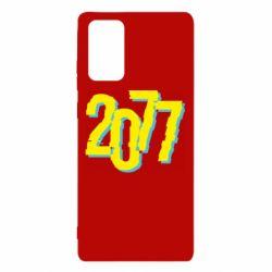 Чохол для Samsung Note 20 2077 Cyberpunk