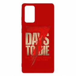 Чохол для Samsung Note 20 7 Days To Die