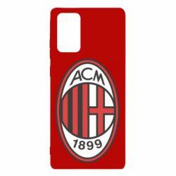Чохол для Samsung Note 20 AC Milan