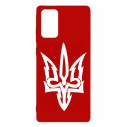 Чохол для Samsung Note 20 Acute coat of arms of Ukraine