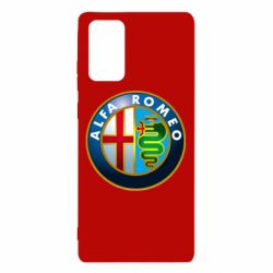 Чехол для Samsung Note 20 ALFA ROMEO