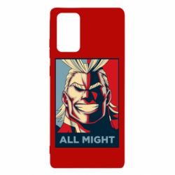 Чехол для Samsung Note 20 All might