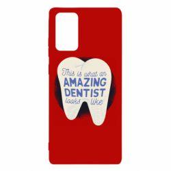Чохол для Samsung Note 20 Amazing Dentist
