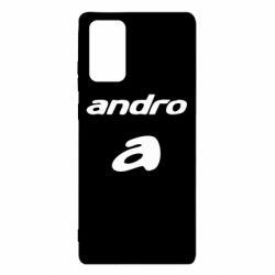 Чохол для Samsung Note 20 Andro