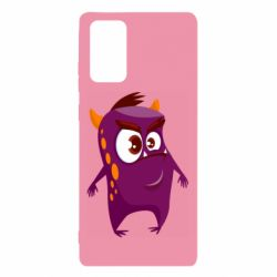 Чохол для Samsung Note 20 Angry and cute monster