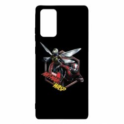 Чохол для Samsung Note 20 ANT MAN and the WASP MARVEL