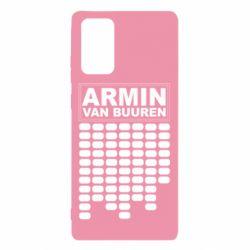 Чехол для Samsung Note 20 Armin Van Buuren Trance