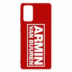 Чехол для Samsung Note 20 Armin
