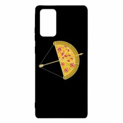 Чохол для Samsung Note 20 Arrow Pizza