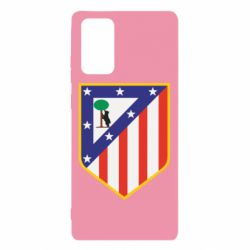 Чехол для Samsung Note 20 Atletico Madrid