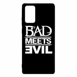 Чехол для Samsung Note 20 Bad Meets Evil
