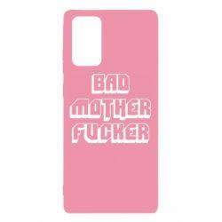 Чехол для Samsung Note 20 Bad Mother F*cker