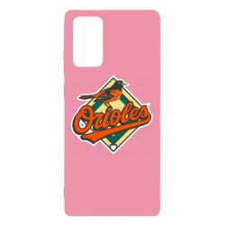 Чохол для Samsung Note 20 Baltimore Orioles