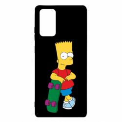 Чохол для Samsung Note 20 Bart Simpson