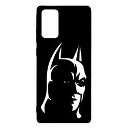 Чехол для Samsung Note 20 Batman Hero