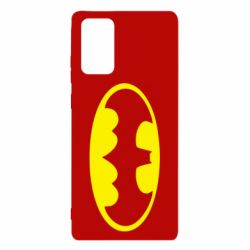 Чехол для Samsung Note 20 Batman