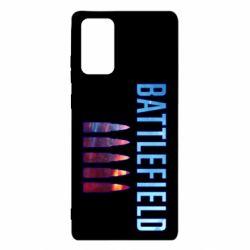 Чохол для Samsung Note 20 Battlefield 5 bullets